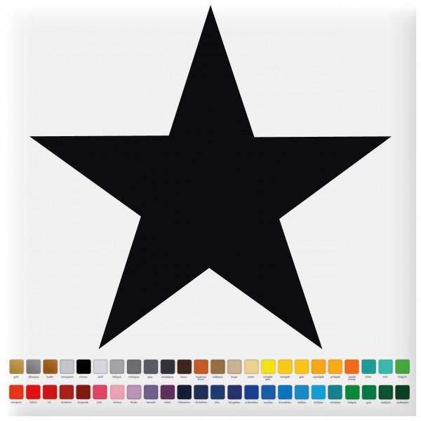 Fliesenaufkleber Stern 1