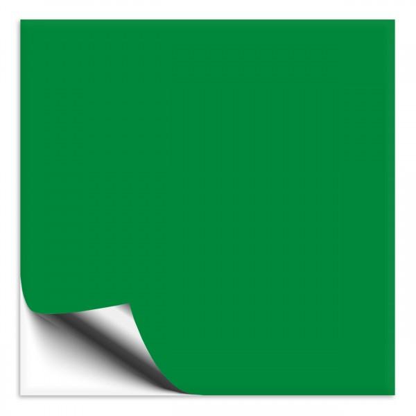 Fliesenaufkleber 18x18 cm hellgrün