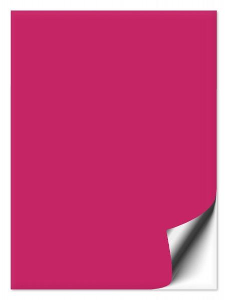 Fliesenaufkleber 20x25 cm pink