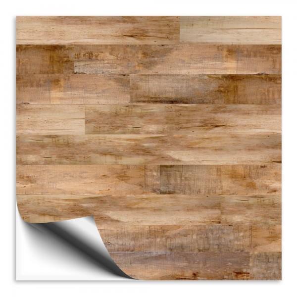 Fliesenaufkleber Holz Eiche natur