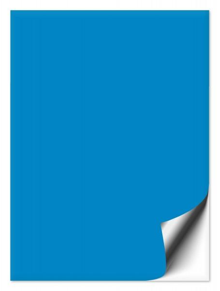 Fliesenaufkleber 20x25 cm hellblau