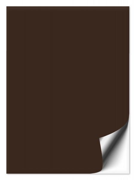 Fliesenaufkleber 20x30 cm braun