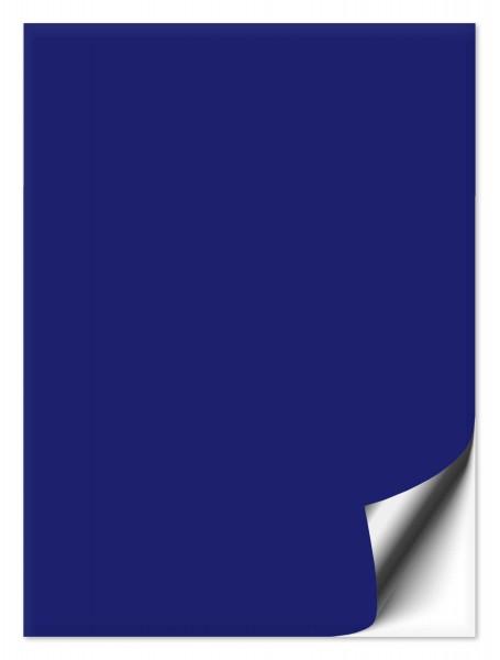 Fliesenaufkleber 20x25 cm königsblau
