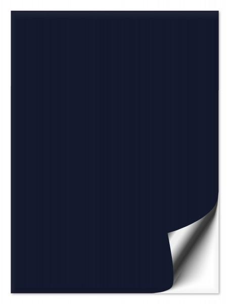 Fliesenaufkleber 15x20 cm tiefseeblau
