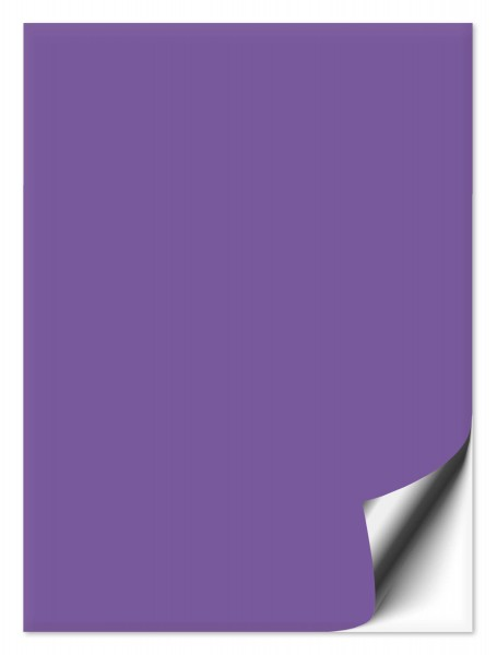 Fliesenaufkleber 20x30 cm lavendel