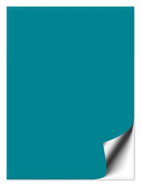 Fliesenaufkleber türkisblau 20x25cm
