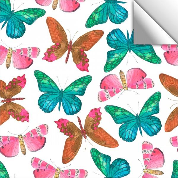 Fliesenaufkleber Schmetterlinge