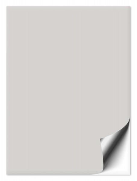 Fliesenaufkleber 20x25 cm hellgrau