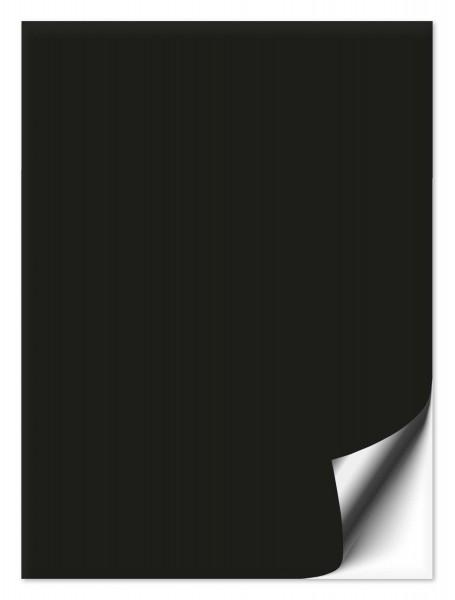 Fliesenaufkleber 20x25 cm schwarz