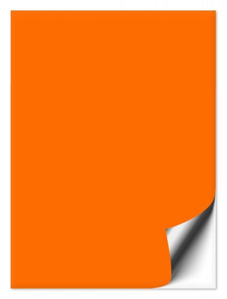 Fliesenaufkleber 20x25 cm pastellorange