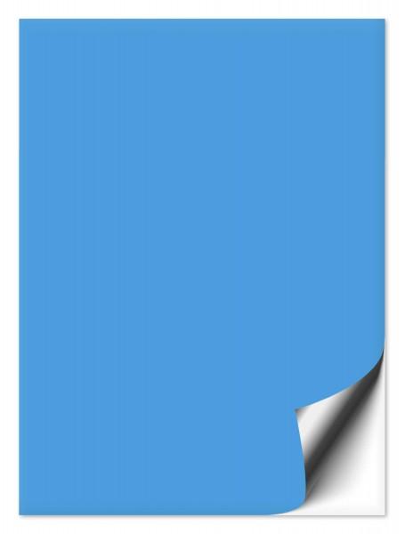 Fliesenaufkleber 20x25 cm lichtblau