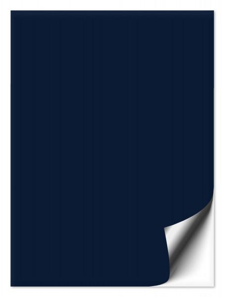 Fliesenaufkleber 20x25 cm dunkelblau