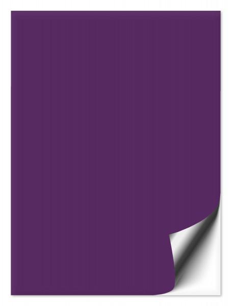Fliesenaufkleber 20x25 cm violett