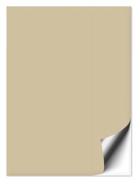 Fliesenaufkleber 20x25 cm beige