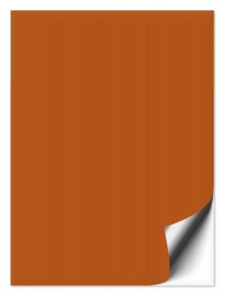 Fliesenaufkleber 20x30 cm haselnussbraun