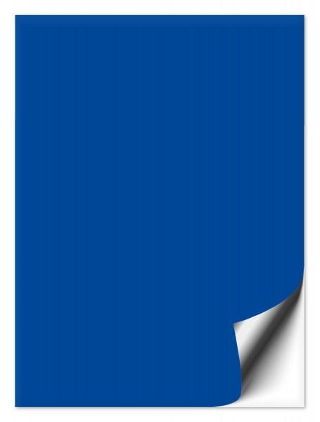 Fliesenaufkleber 20x25 cm azurblau