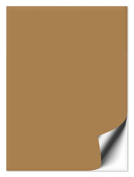 Fliesenaufkleber 20x25 cm hellbraun