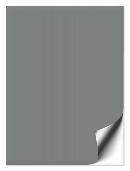 Fliesenaufkleber 20x25 cm grau