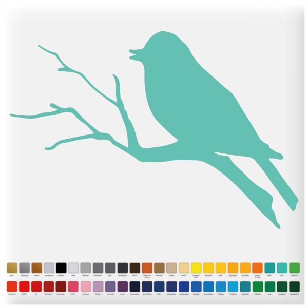 Fliesenaufkleber Vogel