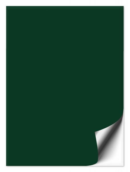 Fliesenaufkleber 15x20 cm dunkelgrün
