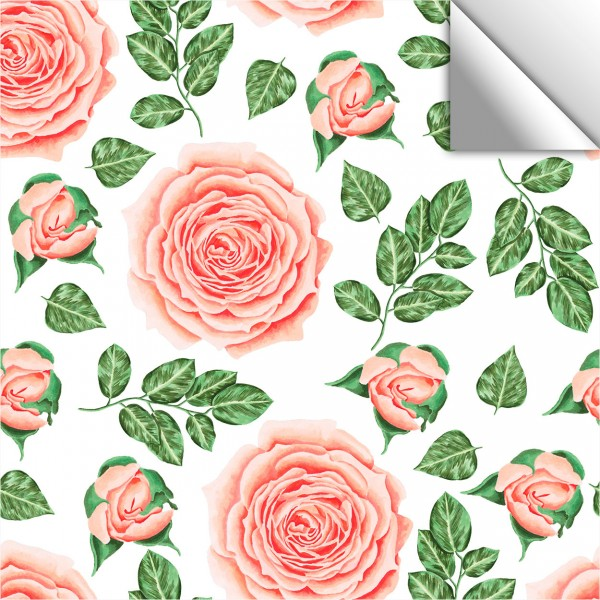 Fliesenaufkleber Rosen